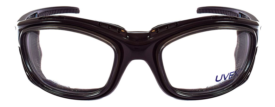 TR90 Wrap RX Safety Glasses UVEX SW09 | Eyeweb