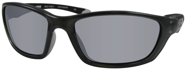 1fd13a82c8 Sport Safety Glasses WileyX Brick 855F.  . Color  BRICK SILVER FLASH LENS CRYSTAL  METALLIC FRAME