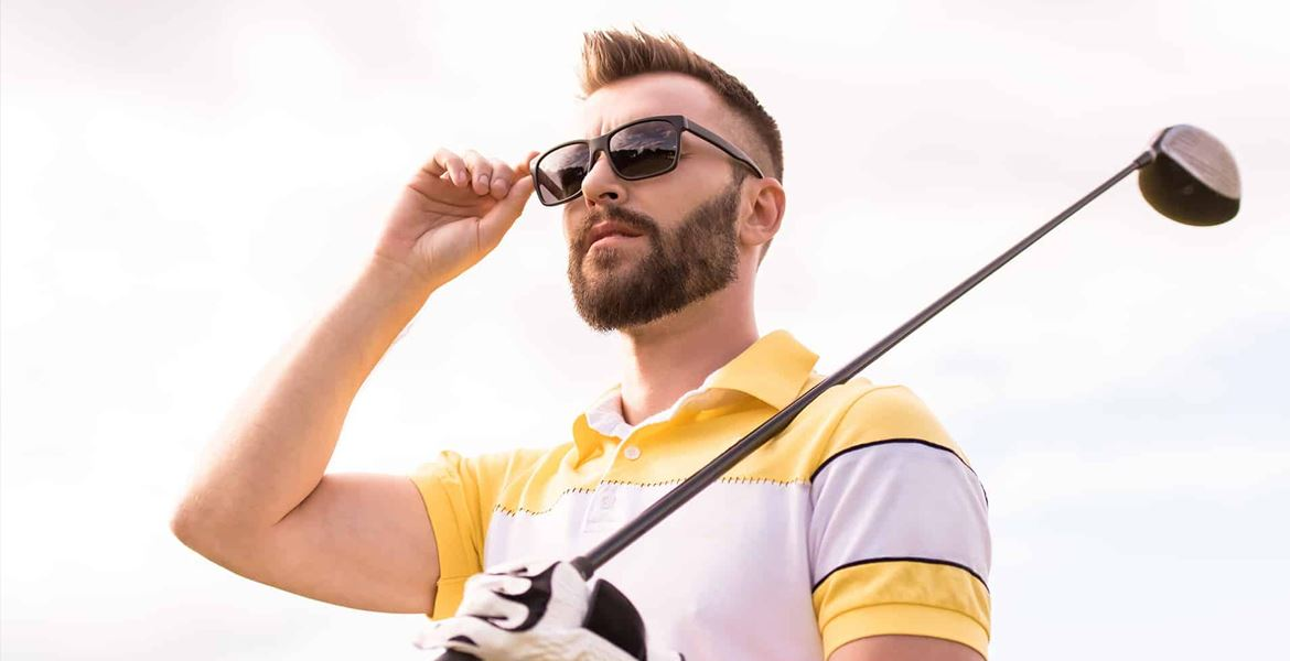 3aab6b9ded8 Do You Know Good Quality Eyewear Can Improve Your Golf Game