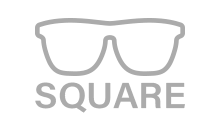 Square Safety Glasses