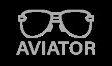 Aviator Safety Glasses