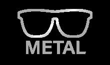 Metal Safety Glasses