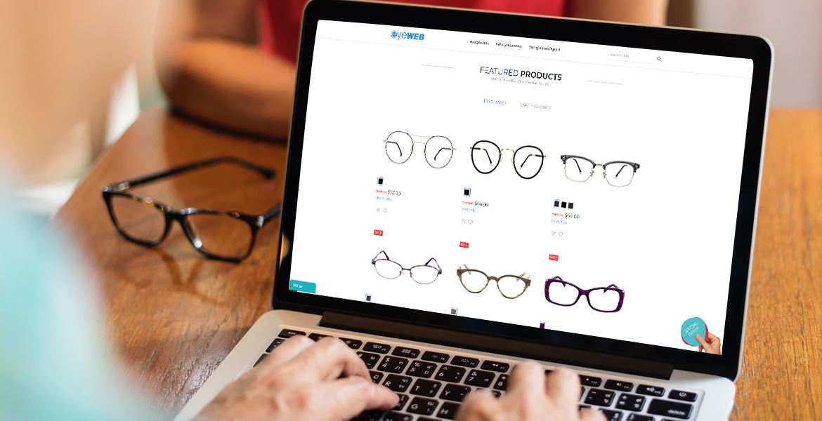 Buying Prescription Glasses Online Is Today's Tony Trend