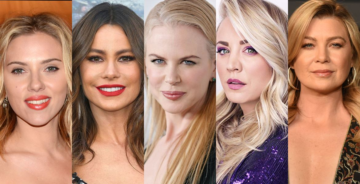 highest paid female actress 2019