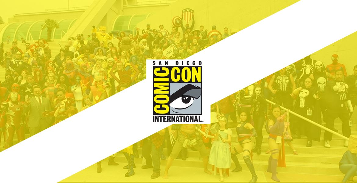Push the Boat Out at Comic-Con International 2020